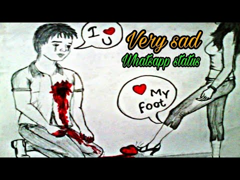 Very Heart Touching Video That Will Make You Cry   Sad whatsapp status video