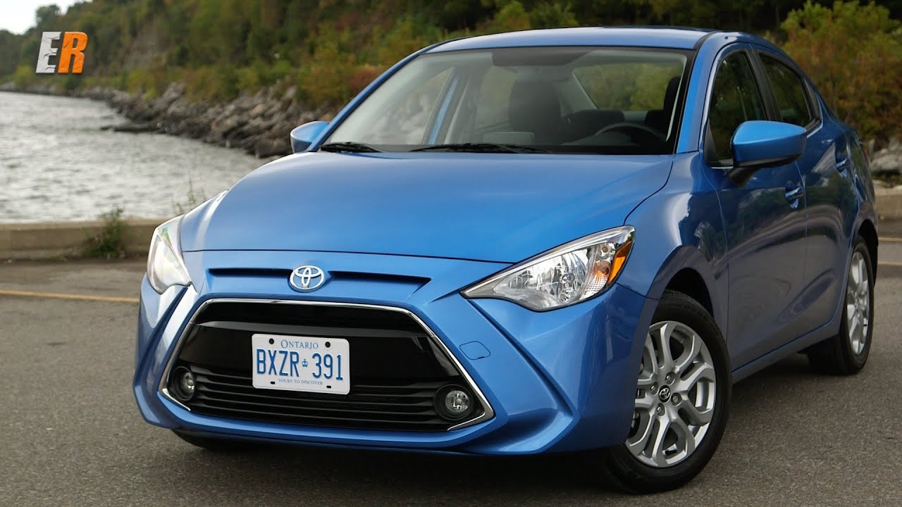 2016 Toyota Yaris Sedan Scion Ia First Drive Review