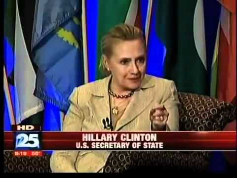 Hillary Clinton at Wellesley College: Will She Run in 2016?