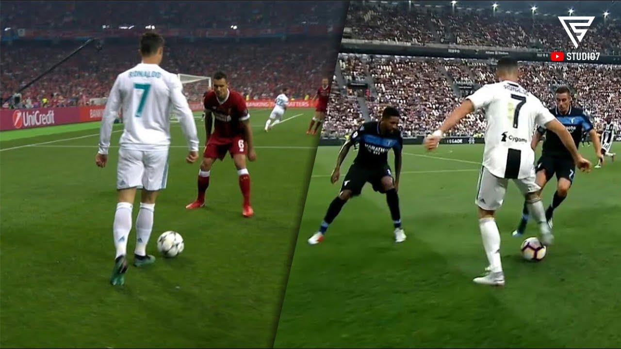 Top 50 Keterampilan Skill Trick Cristiano Ronaldo Youtube