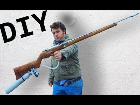 Thumbnail: Home Made Air Rifle Complete TUTORIAL and QEV valve