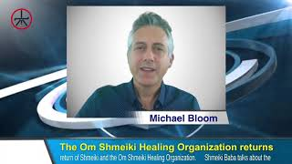 Shmeiki Baba gives a rare interview to Israeli journalist Michael Bloom