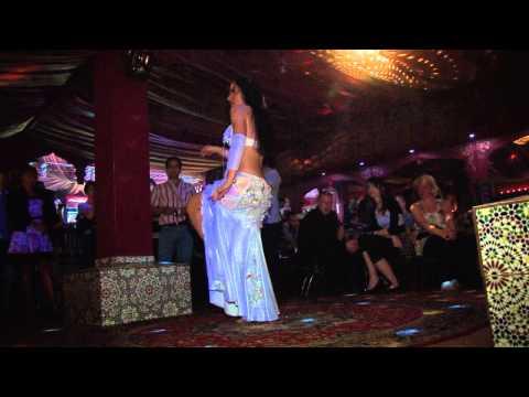 Belly Dance HAYAL  Shik Shak Shok Sahara Shisha Club Poland