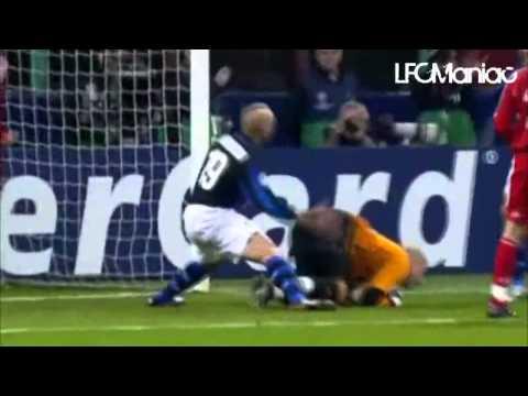 •Pepe Reina's Best Saves HD• Liverpool 2010/2011 •
