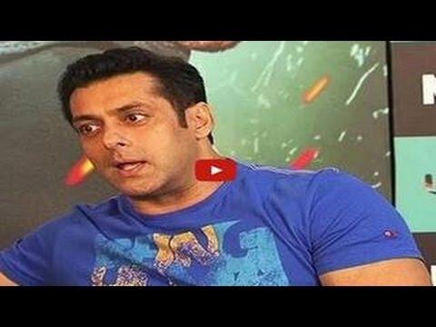 Salman Khan talks about Hangover Song Kick Movie