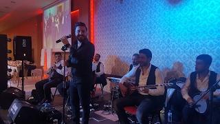 Hasan Çoban Şato Restaurant Ekiple Sahne Gaziantep 2017