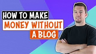 Learn how to make money online without needing a blog. there are many platforms you can use build your business and earn living but here is the b...