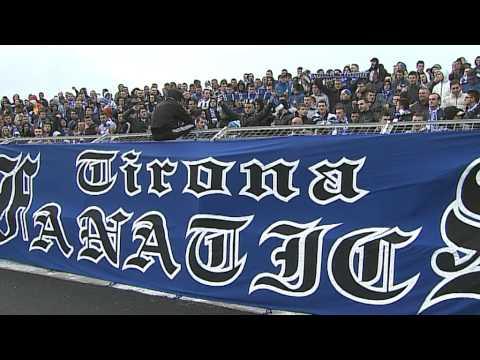 Tirona Fanatics (Skenderbeu - Tirona 14.04.2012)