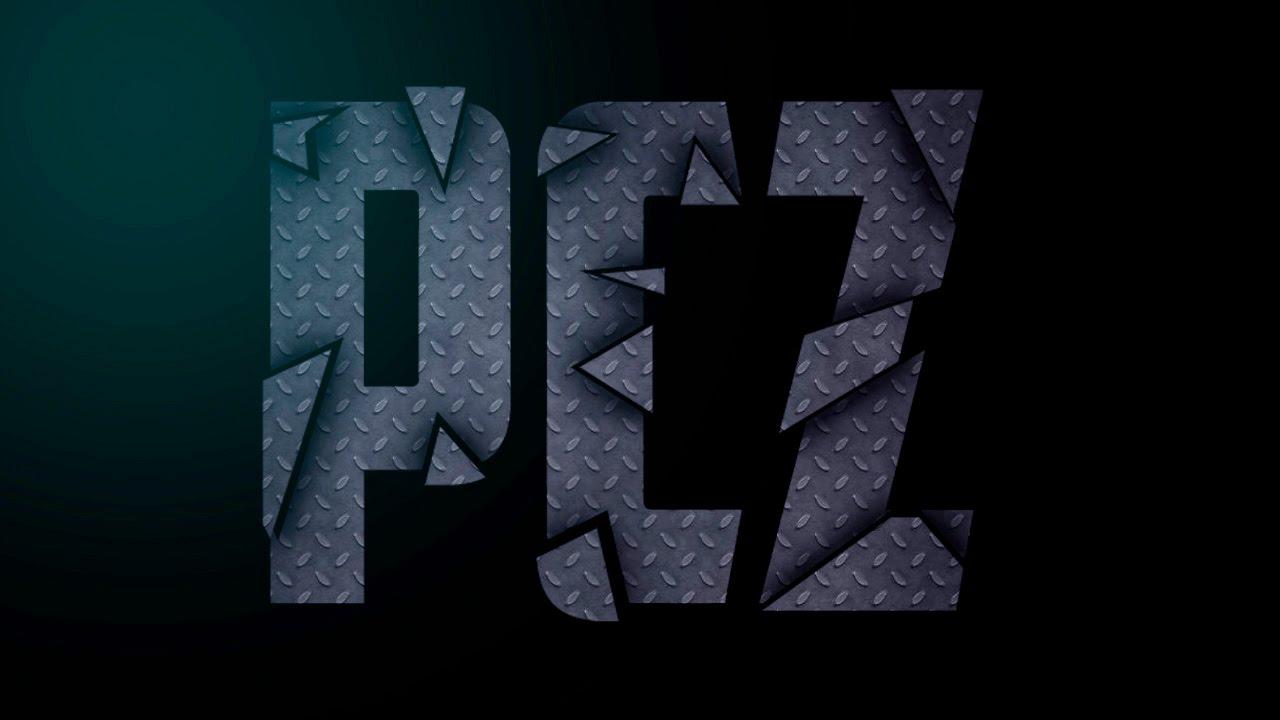 Простой эффект с Текстом. Уроки фотошопа. CS6 - YouTube