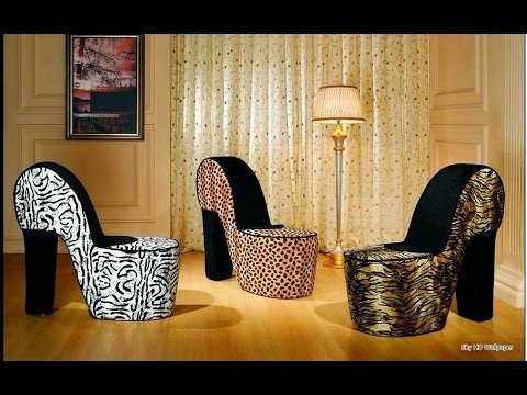 High Heel Chair - Bob's Discount Furniture High Heel Chair - YouTube