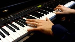 Florent Pagny - Souviens-toi - Piano Solo - Version Revisitée - HD