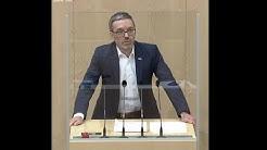 """Herbert Kickl zieht Bilanz: """"Kanzler Kurz hat Menschen bewusst in Angst und Schrecken versetzt!"""""""