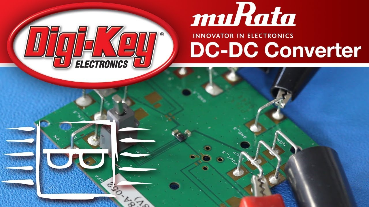 Murata Lxdc2hl Dc Converters Another Geek Moment Digikey Electrical Schematic