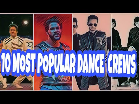 Top 10 Most Popular Danceing Crews In The World 2018||BEST GROUP DANCE IN THE WORLD|top 10 Dancers||