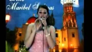 MARIBEL SALINAS desde MEXICO Quince TV (www.lgtropichile.com)