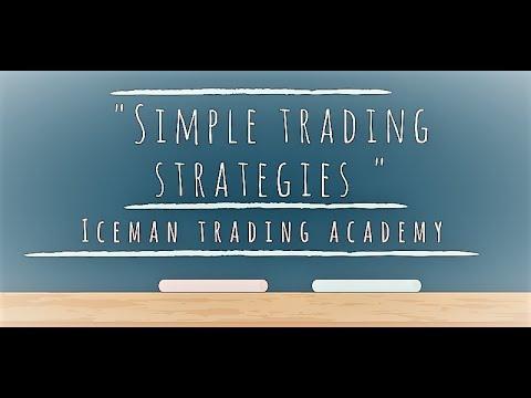 """7/19/17 """"Simple Trading Strategies"""" Webinar"""