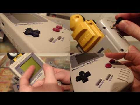 GAME BOY MUSIC (but not the kind you're thinking of)
