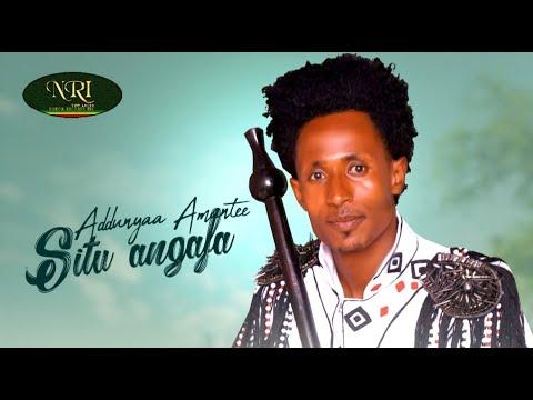 Download Addunyaa Amantee - Situ Angafa - New Ethiopian Oromo Music Video 2021 (Official Video)