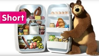 Masha and The Bear - Laundry Day (My baby is crying with hunger)