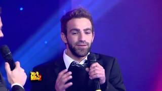 """Pablo Alborán cantó """"Dónde está el amor"""""""