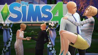 A GRAND WEDDING DAY | The Sims 4 Gameplay #5