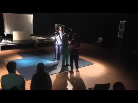 *ABSTRACT* BTEC Level 3 Drama Performance: Penny-Brooke Asylum