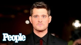 Michael Bublé Cancels BBC Music Awards Performance | People NOW | People