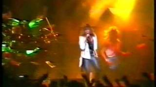 EUROPE - Love Chaser (Live in Uppsala 1985)