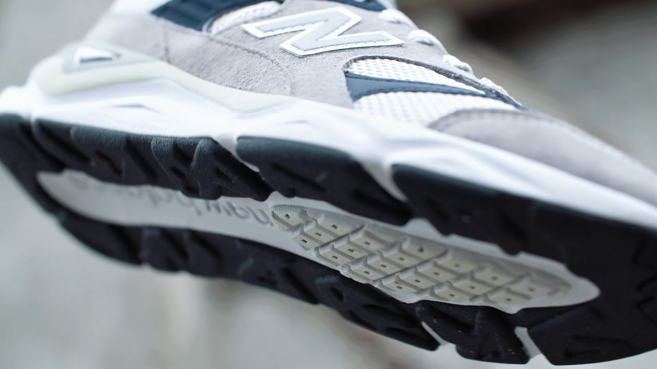 Sneakers - New Balance X90 Grey