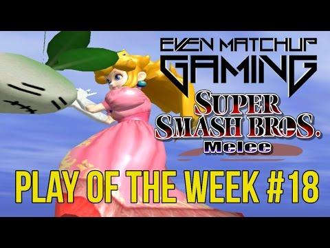EMG SSBM Play of the Week 2017 - Episode 18 (Super Smash Bros. Melee)