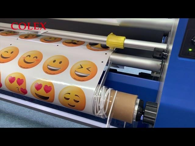 Colex C364 Roll Laminator