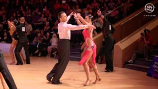 Samba Pro Latin Final Asia International 2015