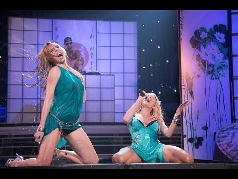 Эвелина бледанс неон видео как называется фильм где ван дамм танцует в баре