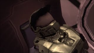 Halo Reach - Master Chief In Cryo Easter Egg (REVISITED)