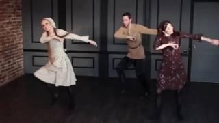 Рачули! Грузинские танцы —индивидуальное обучение!