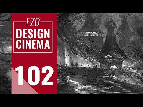 Design Cinema - EP 102 - Intro To Digital Painting