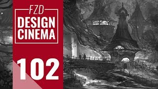 Design Cinema - EP 102 - Intro to Digital Painting