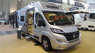 2019 Rapido Dreamer Family Van Select Fiat - Exterior and Interior - Caravan Show CMT Stuttgart 2019