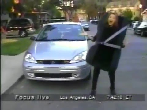 Funny 1999 Ford Focus Commercial #20  HALLOWEEN!