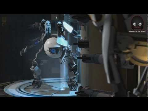 Portal 2 - Co-op #1 - GOTH