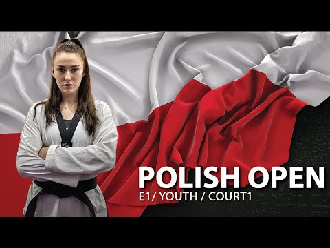 Polish Open Youth 2021 Court1