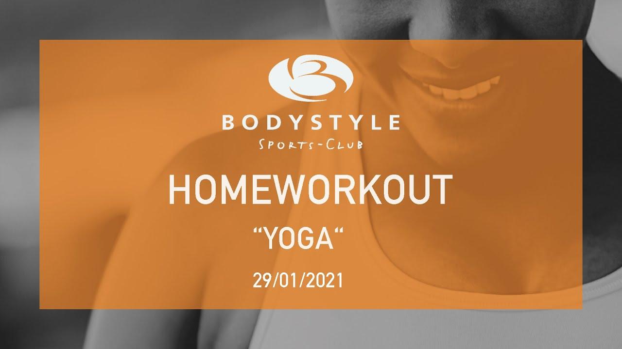 Yoga mit Iris und Laura! Jetzt als Homeworkout Video auf unserem Youtube Kanal! Viel Spaß dabei!