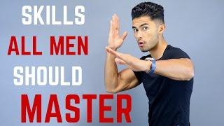 4 Skills Every Man Should Master