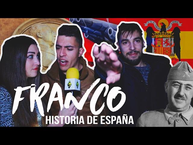 FRANCO HISTORIA DE ESPAÑA