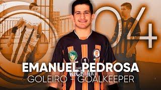 Emanuel Pedrosa - Goleiro (Goalkeeper) 04 | HD #AFERANALENTE [VÍDEO FUTSAL]