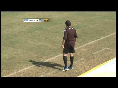 Pacific Games  2015 Football  FSM vs FIJI