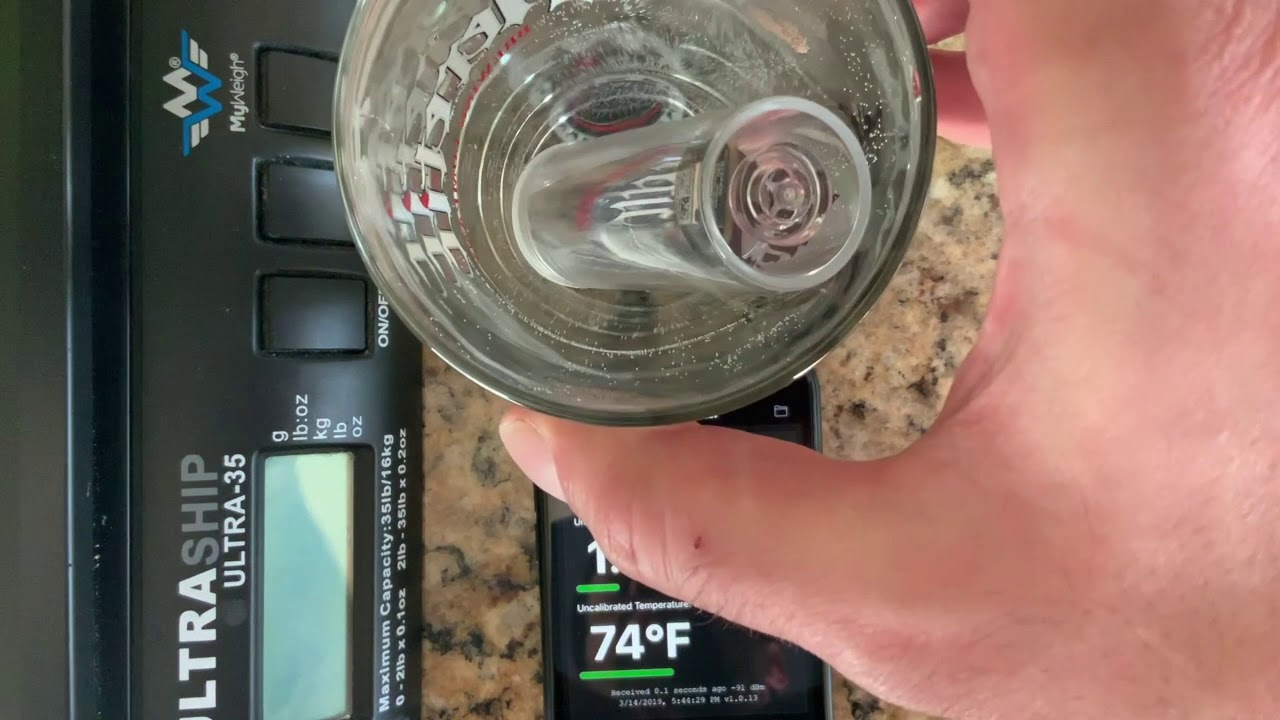Multi-Point Calibration Using App (Step 1: Calibrate in Water)