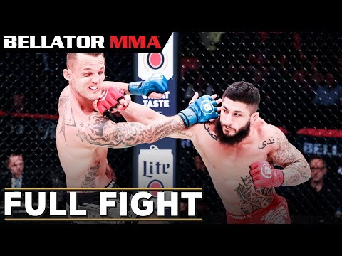 Full Fight | Sabah Homasi vs. Micah Terrill - Bellator  225