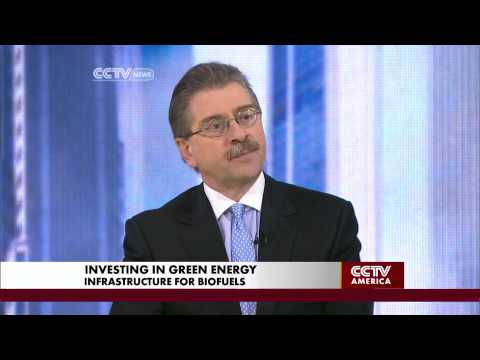 Mark Riedy Discusses the Future of Green Energy