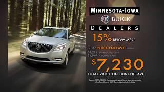 Minnesota Iowa Buick Enclave MSRP
